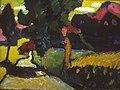 Кандинский Летний пейзаж в Мурнау 1909.jpg