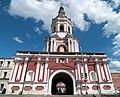 Колокольня над западными воротами Донского монастыря.jpg