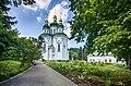 Комплекс споруд Видубицького монастиря, Георгіївський собор.jpg