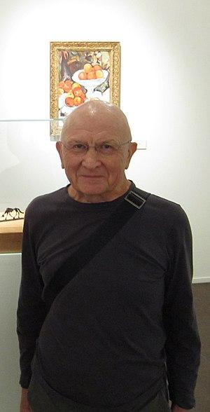 Leonid Sokov - Leonid Sokov in 2012
