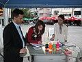 МК избори 2011 01.06. Охрид - караван Запад (5787485141).jpg