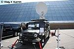 Мобильная станция спутниковой связи МССС СБА-14УМО на шасси УАЗ-3151 - МВСВ-2008 01.jpg