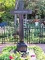 Могила Срезневского И.И., крест.jpg