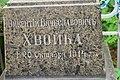 Могила археолога В. В. Хвойки DSC 0217.jpg