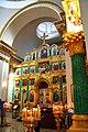 Монастырь Нилова пустынь, Собор Богоявленский, иконостас.jpg