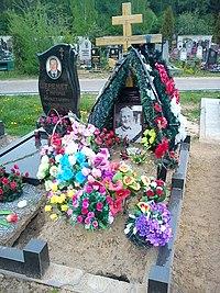 Павел Шеремет. Северное кладбище, Минск, 20.05.17.jpg