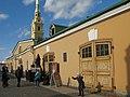 Петропавловская крепость, каретник01.jpg