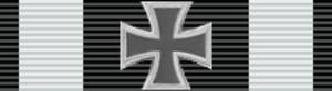 Georgi Todorov (general) - Image: Планка Железного креста 2 класс