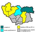 Поширення ведмедів Волинська губернія 1860-і.PNG