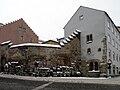 Регенсбург. Стена римского времени.jpg