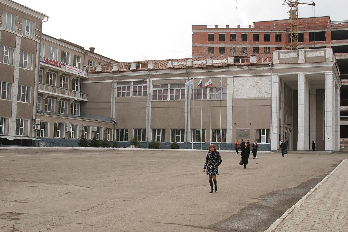 Saratov State Technical University Wikipedia