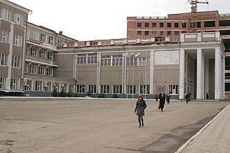 Saratov State Technical University - Photo of the campus