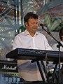 Сергей Чекрыжов на концерте в Донецке 6 июня 2010 года 009.jpg