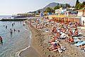 Теплые осенние дни на пляже - panoramio.jpg