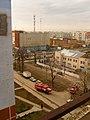 Тула. Пожарная часть на Марата-Ложевой. 08-11-2009г. - panoramio.jpg