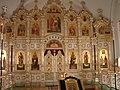 Церковь Воскресения Христова (нижняя пещерная церковь, верхняя-воскресения); Воскресенский скит, Валаамский монастырь 02.jpg