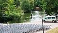 Цесис (Латвия) Концертная площадка в парке замка - panoramio.jpg
