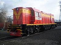 работа машинистом подземного дизельного локомотива