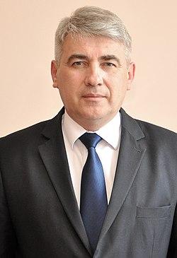 Професор Аркадiй Шульгай,травень 2015