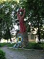Яблунів. Монумент на честь незалежности України.jpg