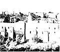 מנזר המצלבה. מבחוץ. א.ציצאנוב. 1960.jpg