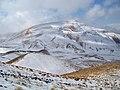 بارش برف در روستای جاسب قم- قله ولیجیا 16.jpg