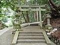 吉野町飯貝 水分神社二の鳥居 Iigai Suibun-jinja - panoramio.jpg