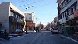 柳园火车站 Liuyuan Railway Station China Xinjiang Urumqi Welcome y - panoramio.jpg