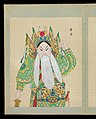 無款 清末 京劇一百人物像 冊 絹本-One hundred portraits of Peking opera characters MET DP280112.jpg