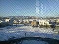 相原駅より富士山方向を望む - panoramio.jpg