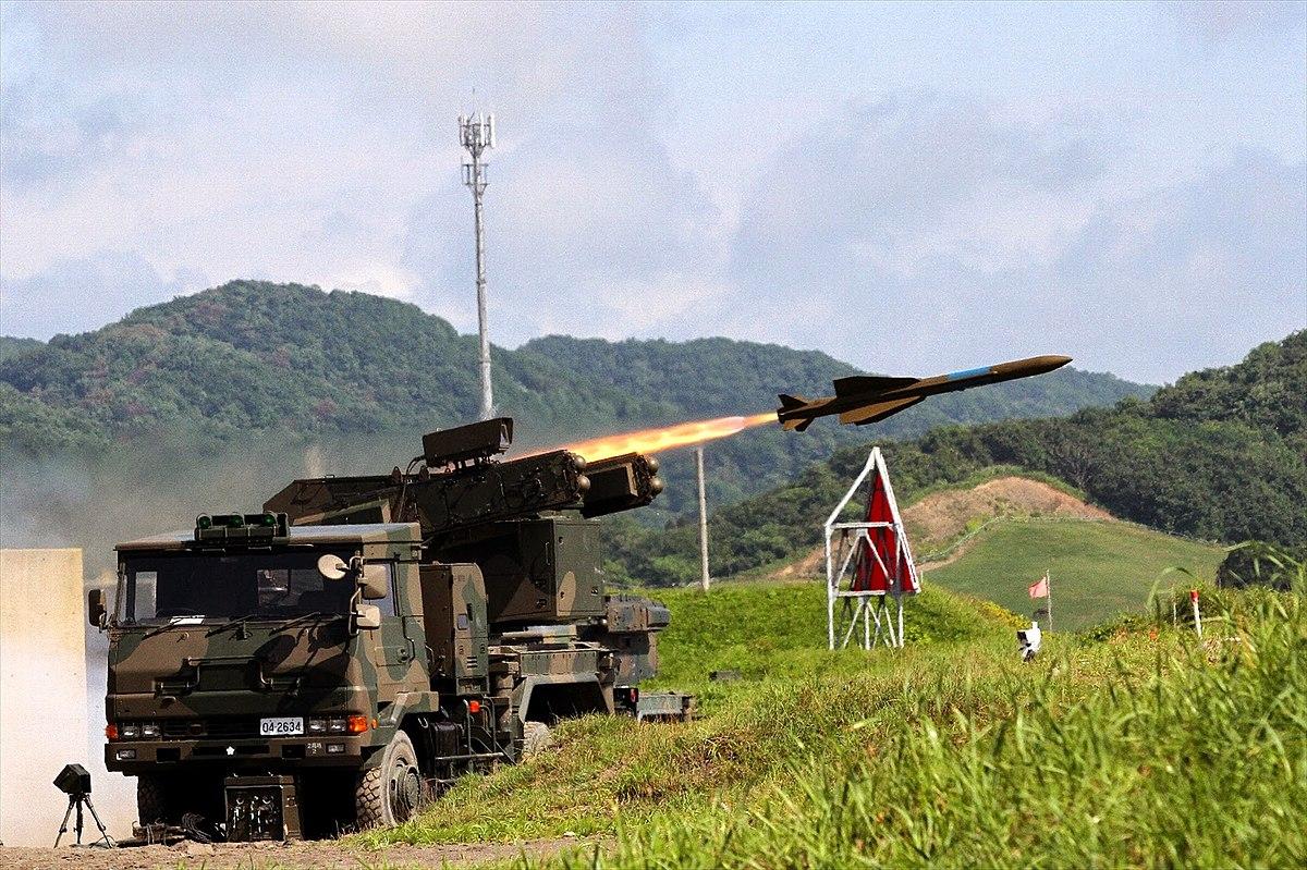 対空 81 距離 地 弾 短 式 誘導