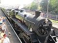 -2019-04-20 BR Standard Class 4 4-6-0 75014 Goodrington Sands railway station, Devon (1).JPG