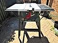 -2019-07-03 Burnt out table saw, Trimingham (1).JPG