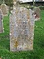 -2019-11-13 Headstone of Elizabeth Wright, died November 30 1883, Trimingham churchyard.JPG