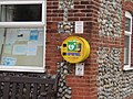 -2020-11-21 Defibrillator, Gimingham Village Hall, Church Street, Gimingham (1).JPG