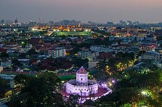 Fortifications of Bangkok