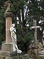 009 Tomba d'Antonio Leal da Rosa, escultura d'Enric Clarasó.jpg