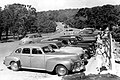 01560 Grand Canyon Historic Bright Angel Lodge Parking Area 1948 (5897849732).jpg
