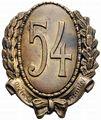 01917 Kappenabzeichen der KuK IR 54.jpg