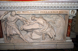 Pataria - The murder of Arialdo da Carimate, part of the conflict of the pataria