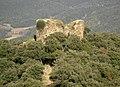 039 Torre de les Bruixes, des del castell de Montsoriu.jpg