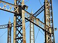 042 Estructura del Gasòmetre, parc de la Barceloneta.JPG