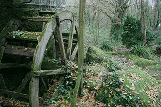 Allaire, Morbihan - The Quip watermill