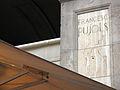 073 Aquí va néixer Francesc Pujols, pl. Reial.jpg