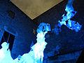073 Llum BCN, instal·lació Fragmentació, Casa Padellàs, Museu d'Història de la Ciutat.JPG