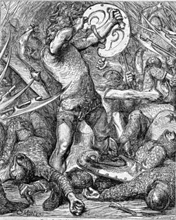 Hereward the Wake 11th-century English rebel against the Norman Conquest
