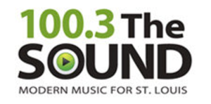 KMJM-FM - 100.3 The Sound logo, 2010