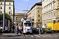 108R16210983 Strassenbahn, Schottenring – Wipplingerstrasse, Strassenbahn Linie T, Typ E1 4690.jpg
