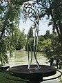 1090 Roßauer Lände - Summer Stage-Skulpturengarten - Raumlinien (6) von Manfred Wakolbinger 2017 IMG 4898.jpg