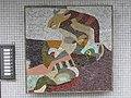 1100 Ada Christen-Gasse 15 Stg. 24 PAHO - Mosaik-Hauszeichen von Gerhard Gutruf IMG 7837.jpg